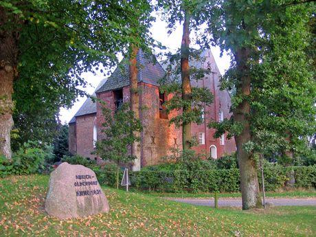 Ev.-luth. Petri Kirche Aurich-Oldendorf
