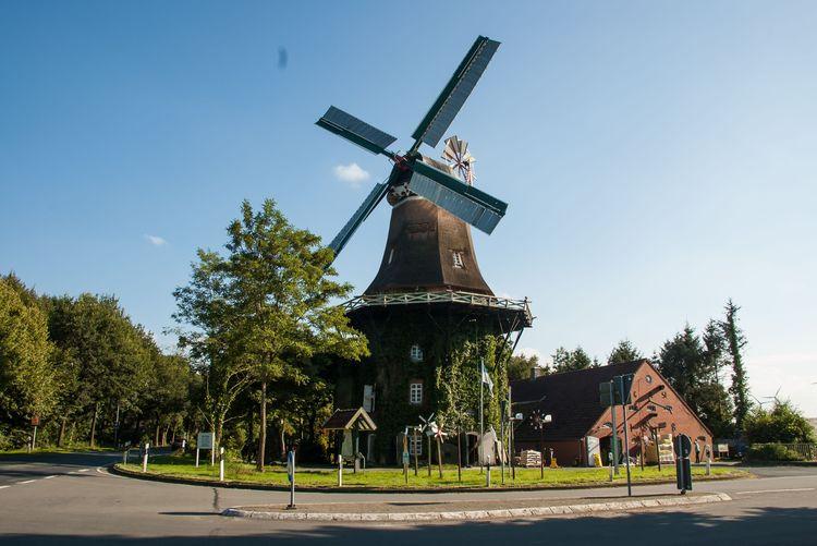 Mühle Spetzerfehn