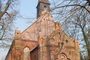 Ev. - luth. Auferstehungskirche Ostgroßefehn
