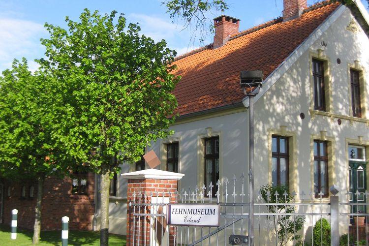 Fahrt zum Fehnmuseum Eiland