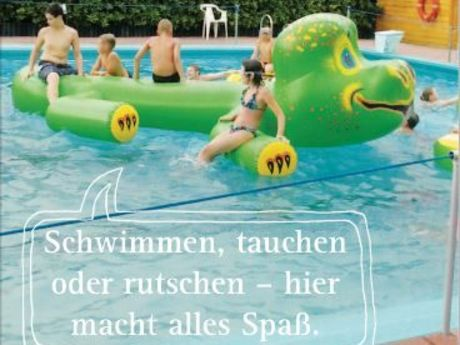 Freibad Holtrop